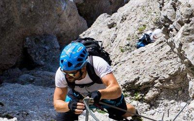 Klettersteigset Hydra : Klettersteig evolution austrialpin