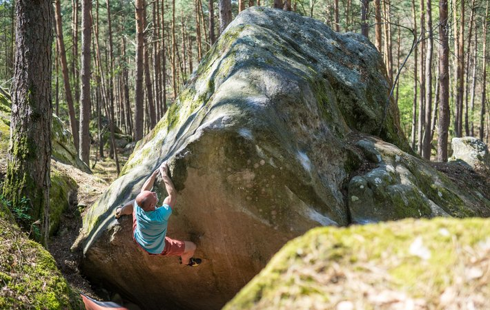 Ready for bouldering?