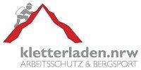 Logo kletterladen.nrw - Arbeitsschutz & Bergsport