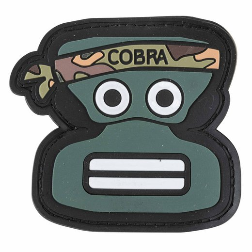 COBRA® Emoji Patch