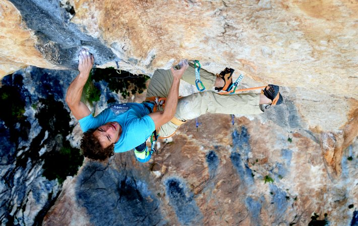 Climbing in Andalusia!