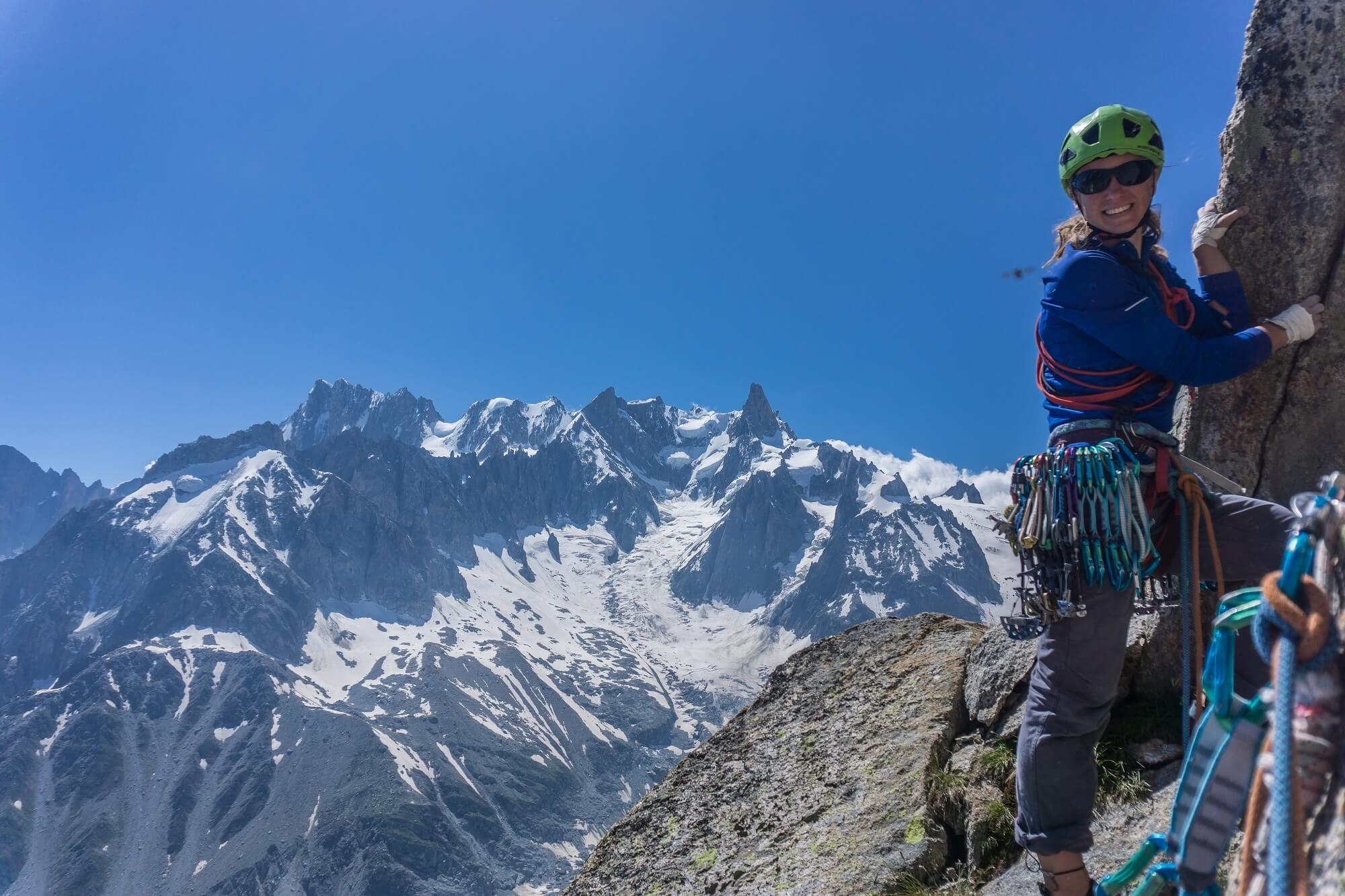 Klettersteig Chamonix : Chamonix und furkapass austrialpin