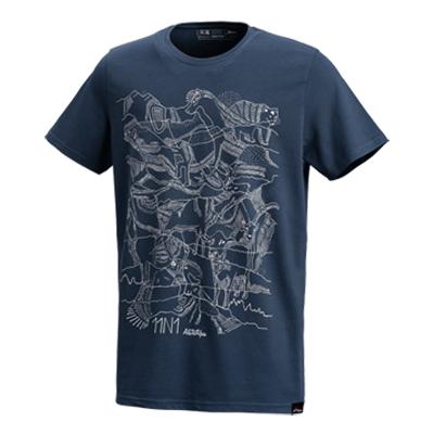 Das 11n1 Kletter-Shirt