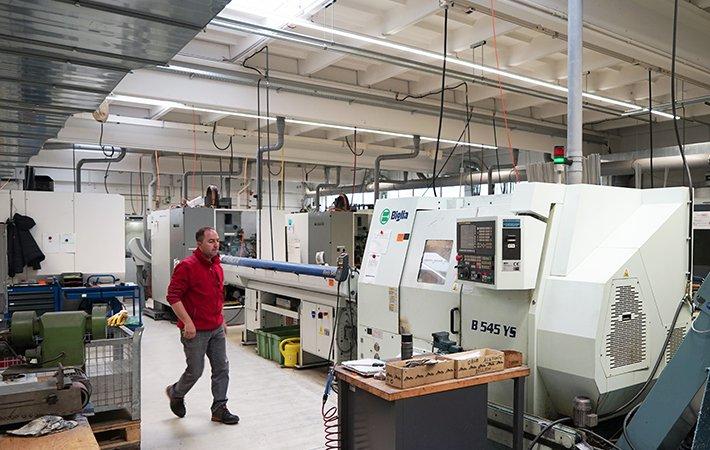 Eigene Produktion in Österreich