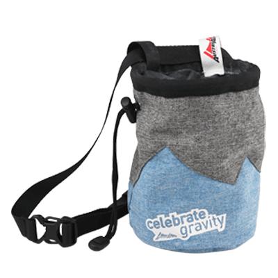 CELEBRATE GRAVITY chalk bag